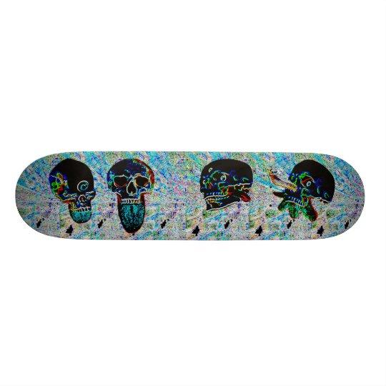 Ville foncée skateboard 21,6 cm