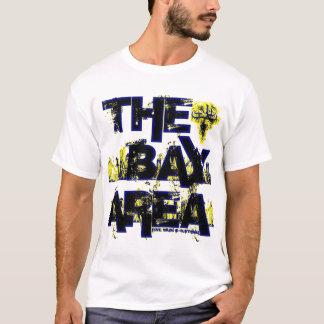 Ville grunge de BA (jaune d'or) T-shirt