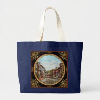 Ville - mA Gloucester - un peu de tout Grand Tote Bag