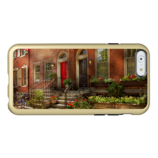 Ville - PA Philadelphie - jolie Philadelphie Coque iPhone 6 Incipio Feather® Shine