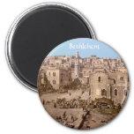Ville Sainte de Bethlehem Aimants Pour Réfrigérateur