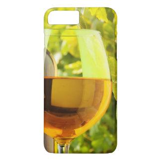 Vin blanc et raisins coque iPhone 7 plus
