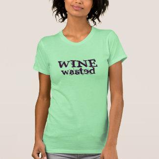 VIN gaspillé T-shirt