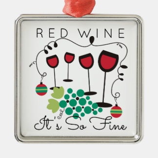 Vin rouge c'est ornement gastronome tellement fin