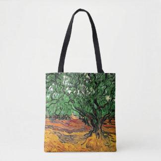 Vincent van Gogh - beaux-arts d'oliviers Sac