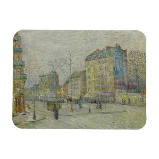 Vincent van Gogh - Boulevard de Clichy Magnets