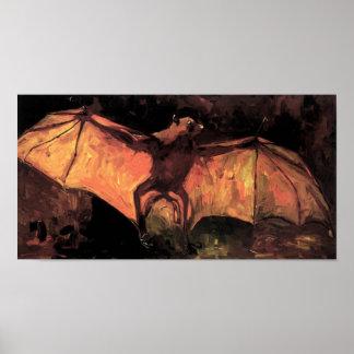 Vincent van Gogh - Fox de vol - beaux-arts de Posters