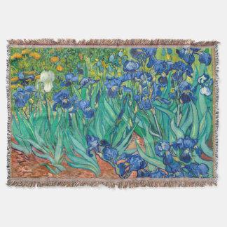 VINCENT VAN GOGH - iris 1889 Couverture