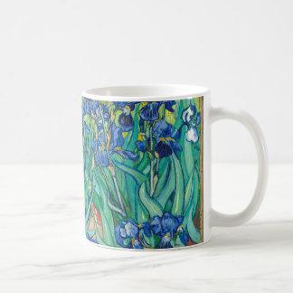 VINCENT VAN GOGH - iris 1889 Mug