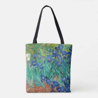 VINCENT VAN GOGH - iris 1889 Tote Bag