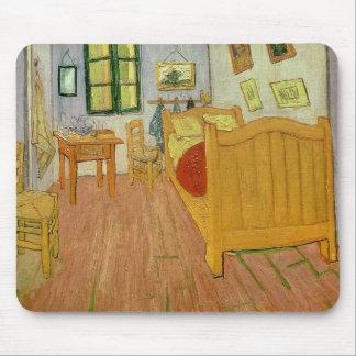 Vincent van Gogh | la chambre à coucher, 1888 Tapis De Souris