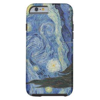 Vincent van Gogh | la nuit étoilée, juin 1889 Coque Tough iPhone 6