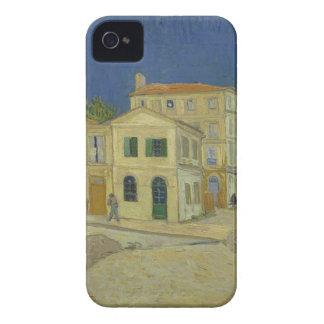 Vincent van Gogh la peinture jaune de Chambre Coque Case-Mate iPhone 4