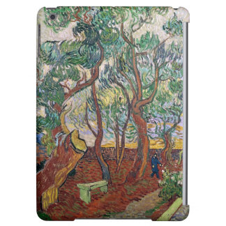 Vincent van Gogh | le jardin de l'hôpital de St