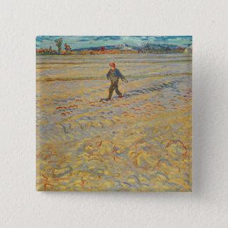 Vincent van Gogh | le semeur, 1888 Badges