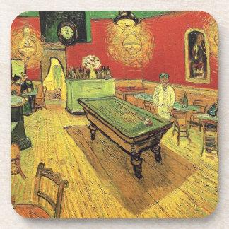 Vincent van Gogh - les beaux-arts de café de nuit Sous-bocks