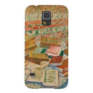 Vincent van Gogh | les livres jaunes, 1887 Coque Galaxy S5