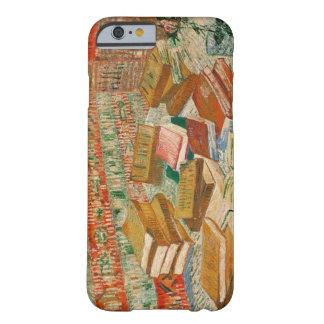 Vincent van Gogh | les livres jaunes, 1887 Coque iPhone 6 Barely There