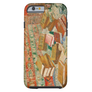 Vincent van Gogh | les livres jaunes, 1887 Coque iPhone 6 Tough