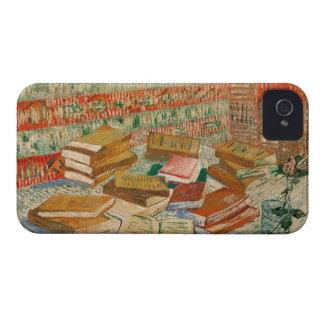 Vincent van Gogh | les livres jaunes, 1887 Coques iPhone 4