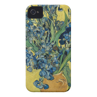 Vincent van Gogh - oeuvre d'art d'iris Coques Case-Mate iPhone 4