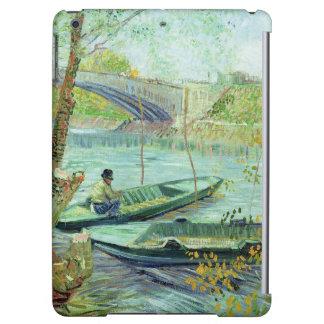 Vincent van Gogh | pêchant au printemps