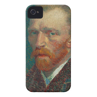 Vincent van Gogh - peinture d'autoportrait Coques iPhone 4