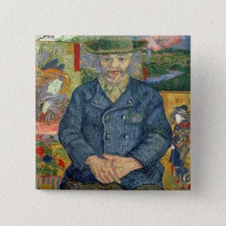 Vincent van Gogh | Pere Tanguy (père Tanguy) Badge