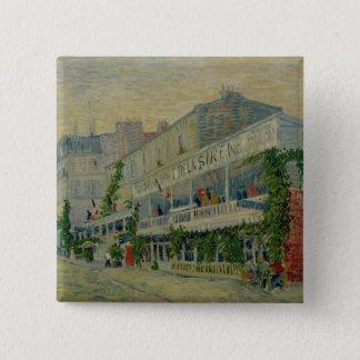 Vincent van Gogh | Restaurant de la Sirene Badges