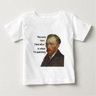 Vincent van Gogh T-shirt Pour Bébé