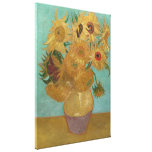 Vincent van Gogh - tournesols Toile Tendue Sur Châssis