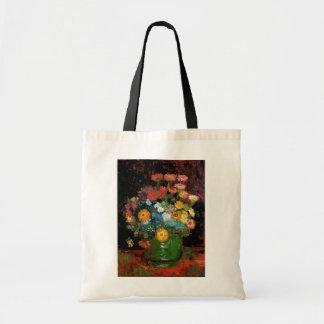 Vincent van Gogh - vase avec des beaux-arts de Sac En Toile