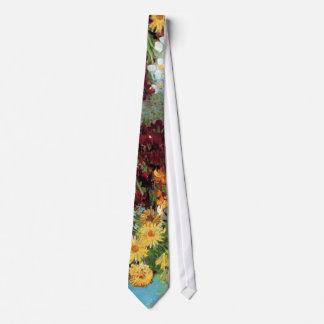 Vincent van Gogh - vase avec des marguerites et Cravates
