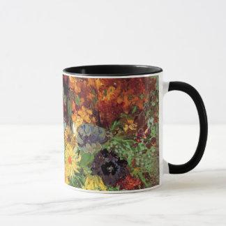Vincent van Gogh - vase avec des marguerites et Mug