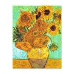Vincent van Gogh - vase avec douze tournesols Toiles
