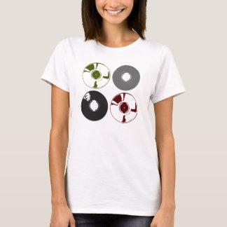Vinly enregistre des T-shirts