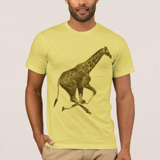 vintage giraf t-shirt