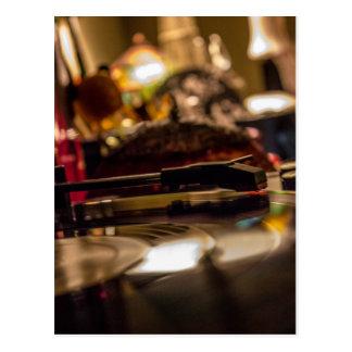 Vinyle de rotation cartes postales