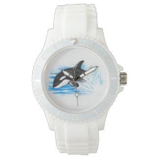 Violation d'orque montres bracelet