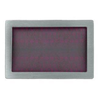 violet boucle de ceinture rectangulaire