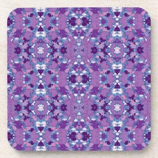 violet dessous-de-verre