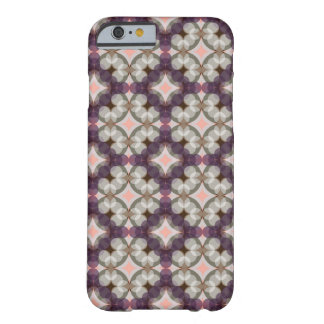 Violet Kaleidoscope Pattern Coque iPhone 6 Barely There