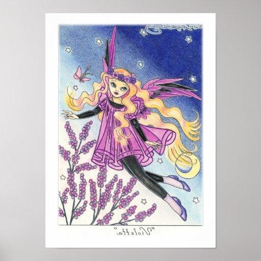 """Violetta "" Posters"