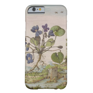 Violette antique coque barely there iPhone 6