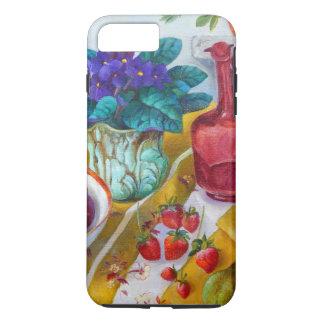 Violettes africaines 2012 coque iPhone 7 plus