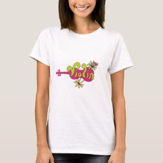 violinplayer t-shirt
