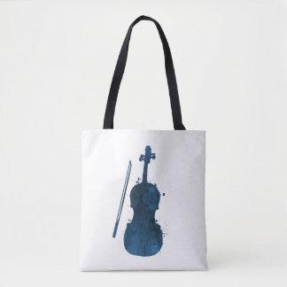 Violon Tote Bag