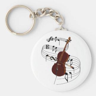 Violoncelle Porte-clefs