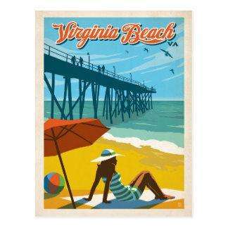 Virginia Beach, VA Carte Postale