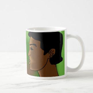visage d'afrique mug